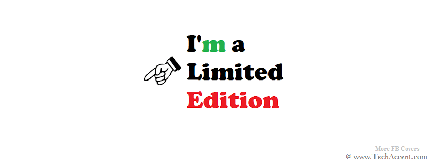 I-am-limited-edition