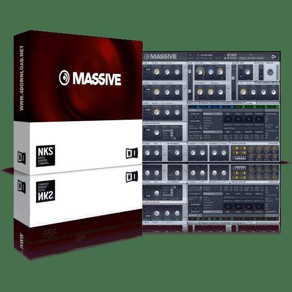 Native Instruments Massive v1.5.8 Full version