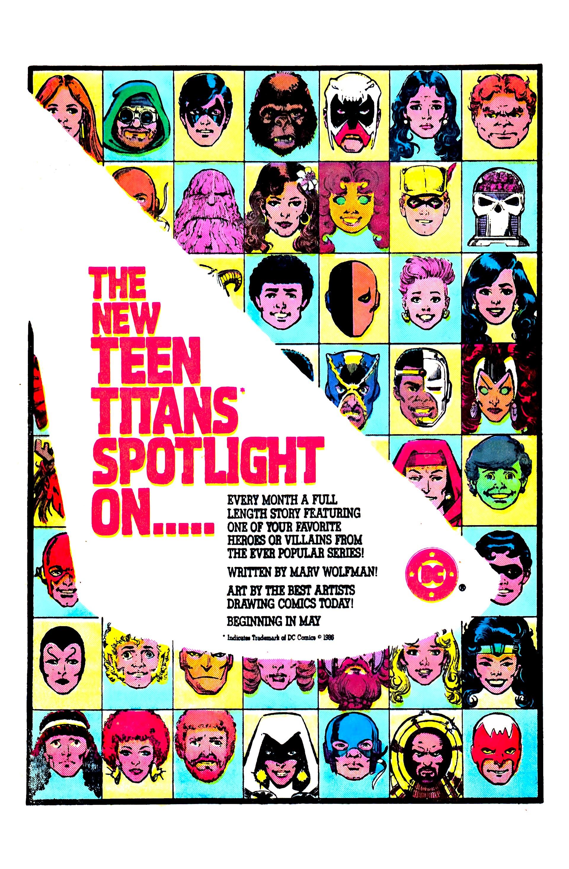 Read online Secret Origins (1986) comic -  Issue #5 - 8
