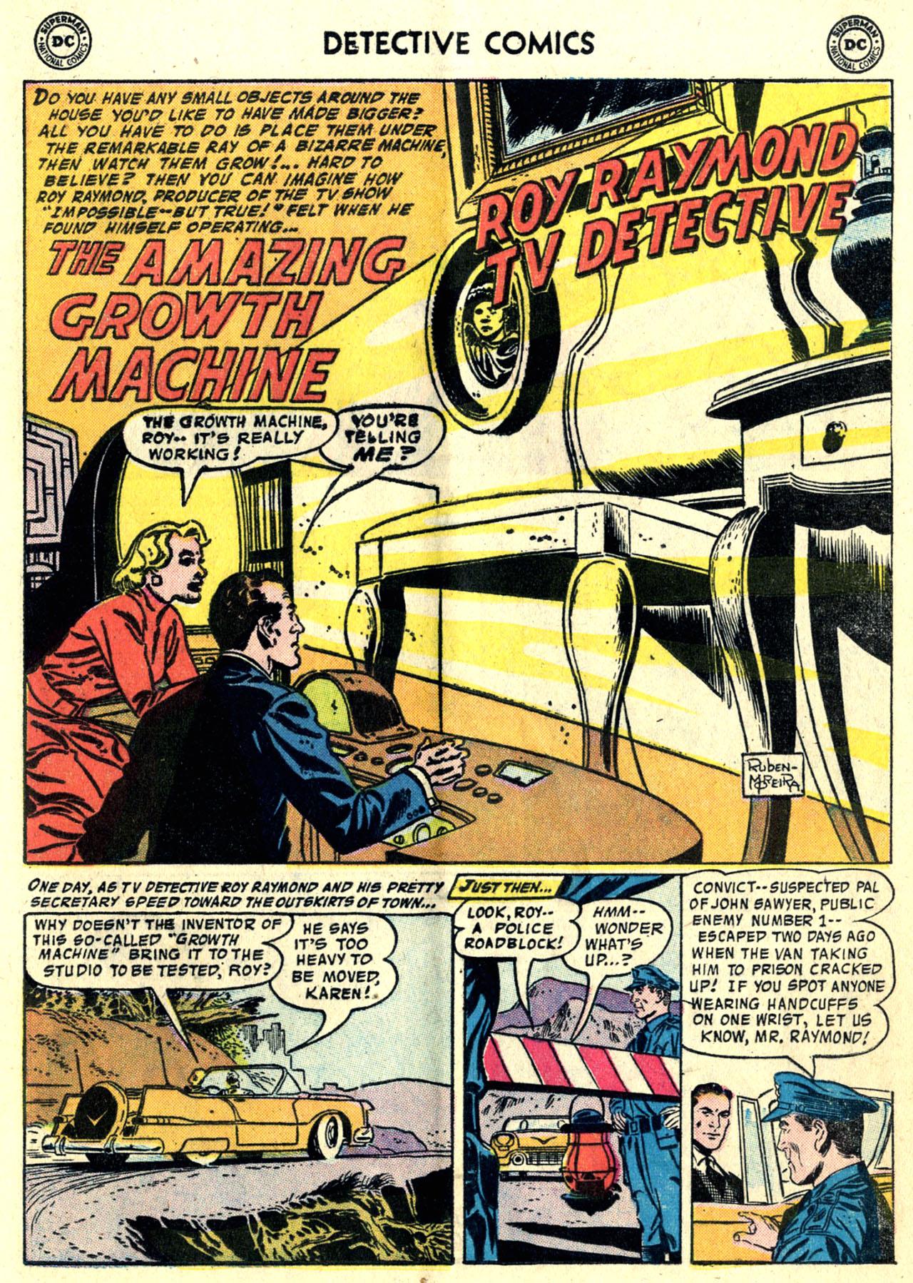 Read online Detective Comics (1937) comic -  Issue #243 - 17