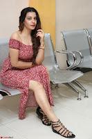 Diksha Panth in a Deep neck Short dress at Maya Mall pre release function ~ Celebrities Exclusive Galleries 026.JPG