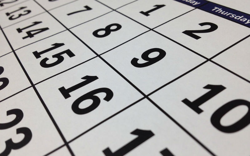 el calendario del futbol argentino