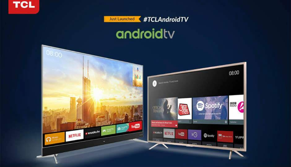 Amazing TCL New TV 4K UHD Android TV Smart Series C2 and P2M