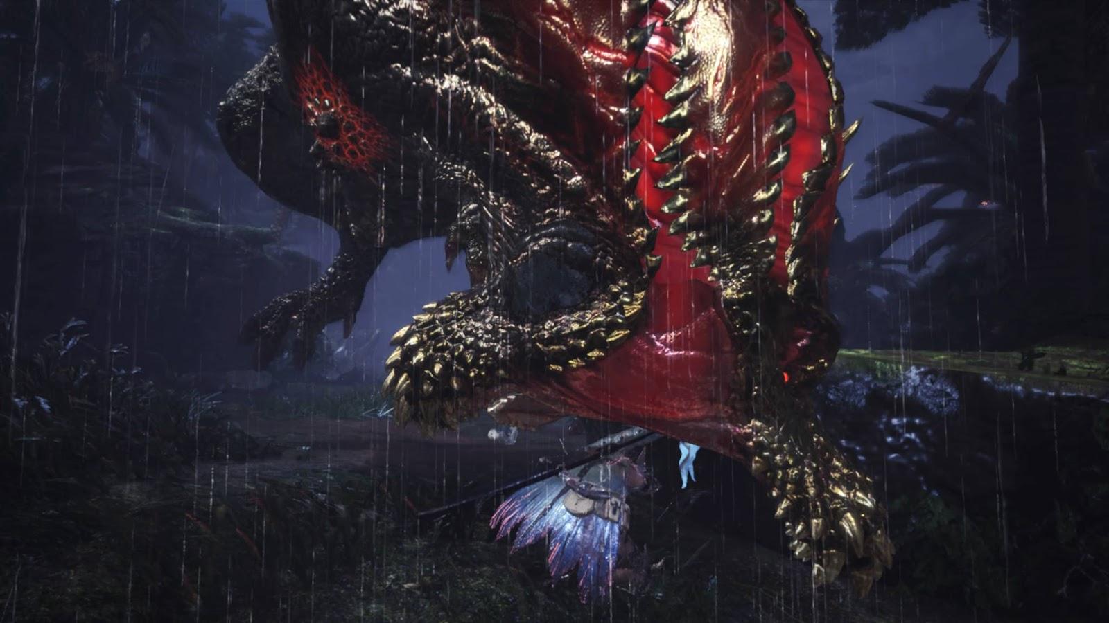 魔物獵人 世界 曆戰恐暴龍打法心得 | 娛樂計程車