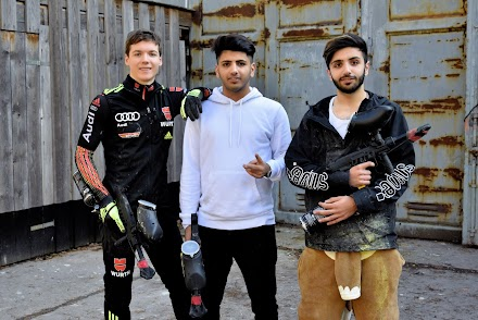 Paintball Challenge - Vollprofi gegen Social Media Stars | Der Biathlet Justus Strelow tritt gegen SKK an