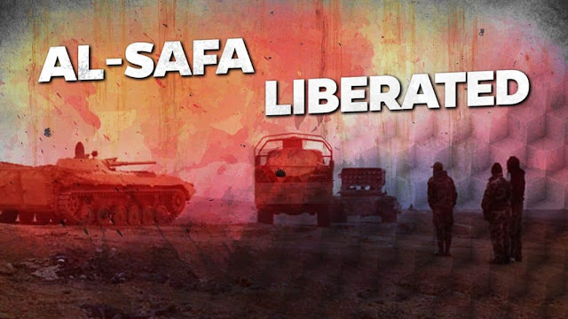 SAA liberated al-safa