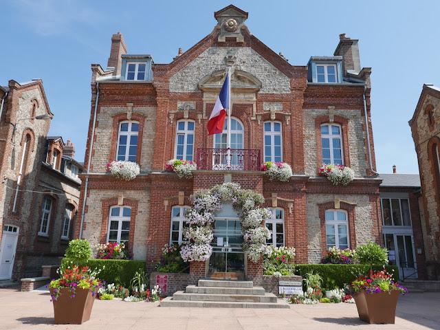 En vélo de Paris à la Normandie, Houlgate