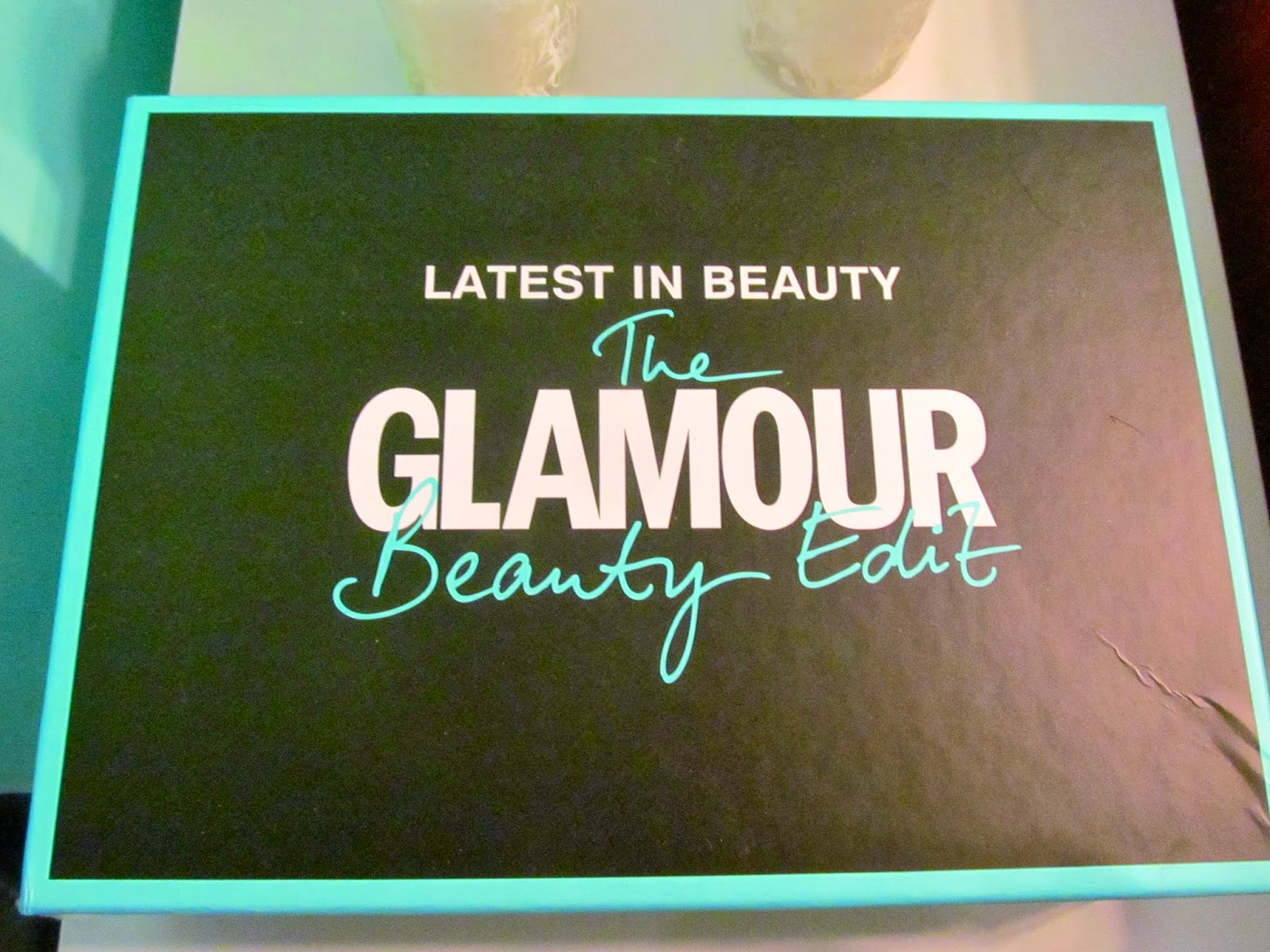 Latest In Beauty - Glamour Edit - Spring Edition