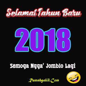 Kumpulan Dp Bbm Ucapan Selamat Tahun Baru 2018 Dengan Kata