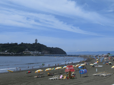 江の島海水浴場
