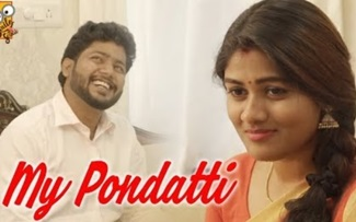 My Pondatti | After Love Marriage Problems | Smile Settai