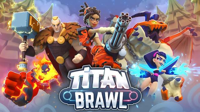 تحميل لعبة حرب و قتال اون لاين برابط مباشر مجانا download champions of titan