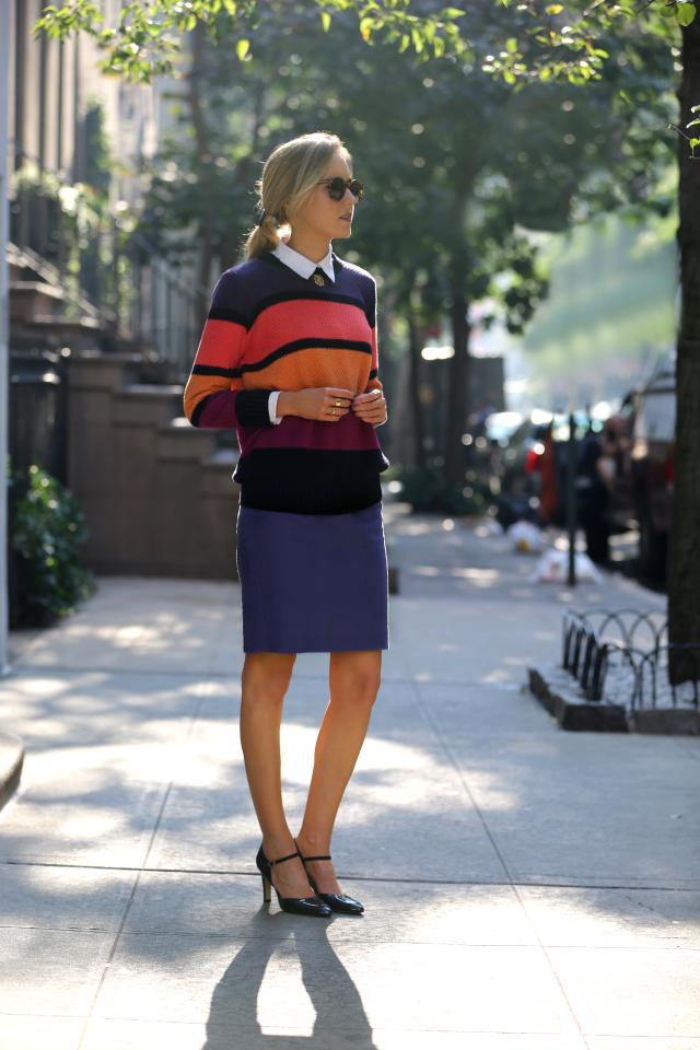 Fall Colors MEMORANDUM NYC Fashion & Lifestyle Blog