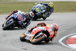 Marquez Lorenzo Rossi Klasemen MotoGP 2016