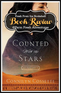 Counted with the Stars by Connilyn Cossette {Book Review}