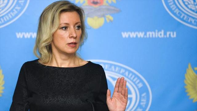 Rusia recuerda las injerencias de EEUU en sus asuntos internos