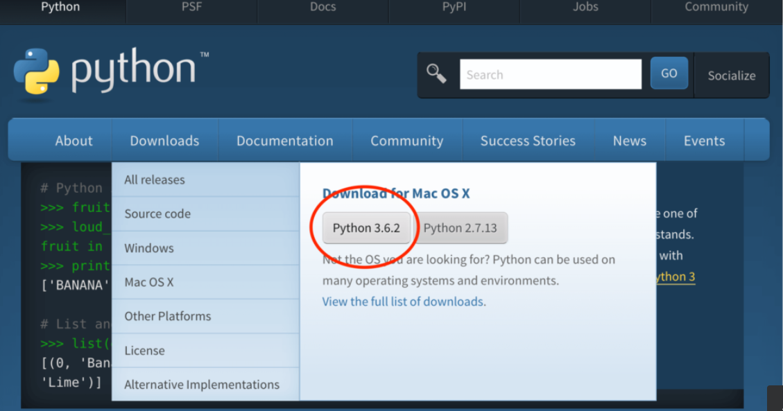 H-Soft Programming: How to Install Python 3 on Mac?