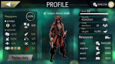 Assassin's creed pirates unlimited money