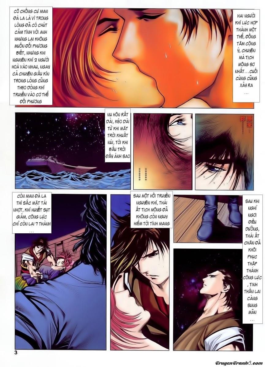 Lục Đạo Thiên Thư chap 19 - Trang 3