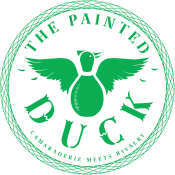 The Duck : The Painted Duck