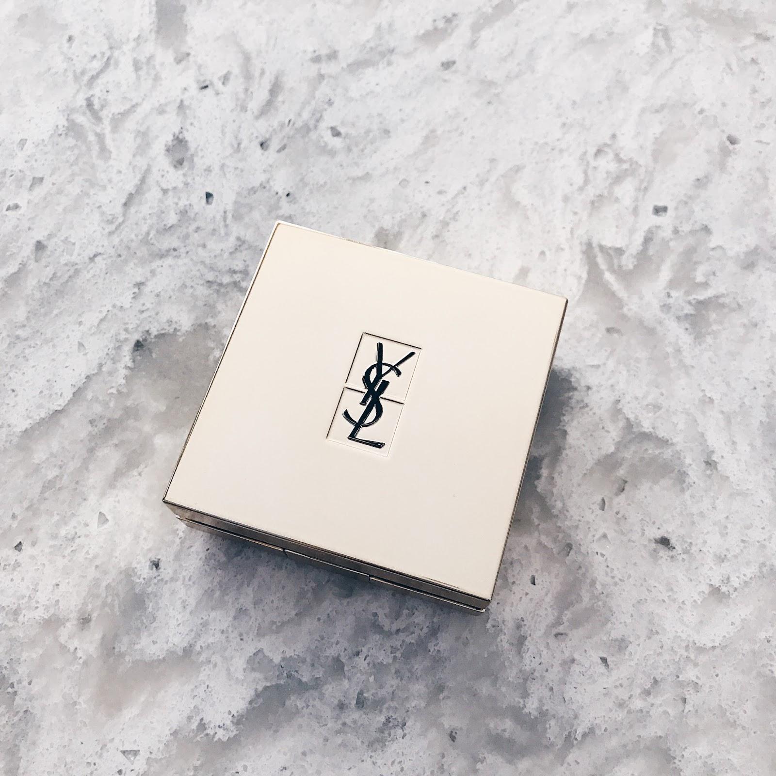 Yves Saint Laurent Touche Eclat Cushion Melissaawongg