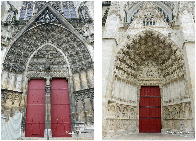Catedral de Saint Étienne, Auxerre, Francia