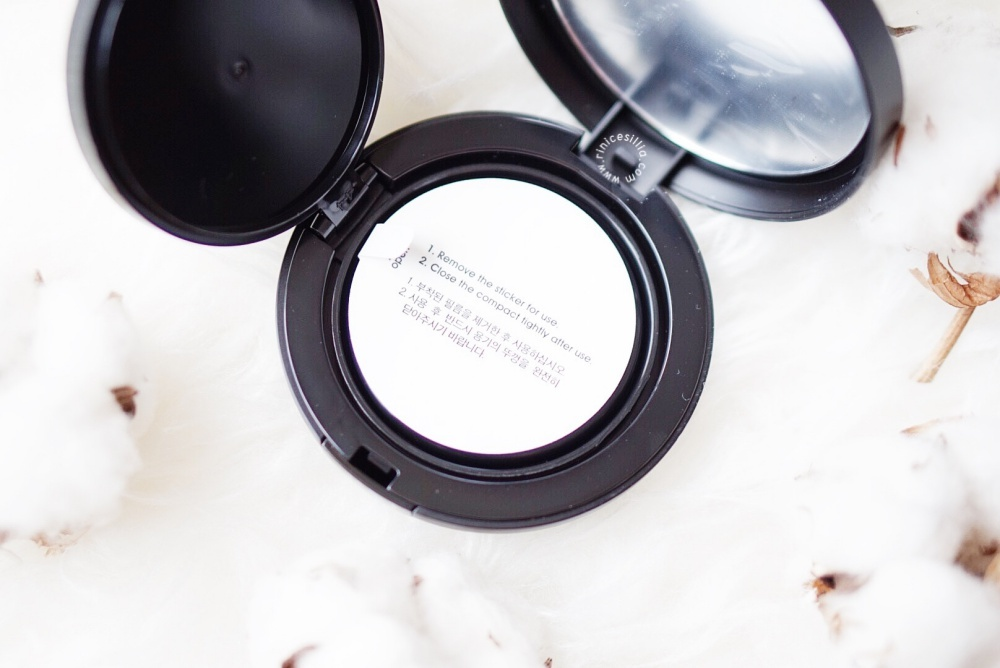 APRIL SKIN MAGIC SNOW CUSHION REVIEW