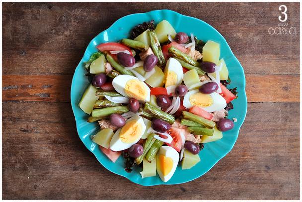 salada niçoise receita