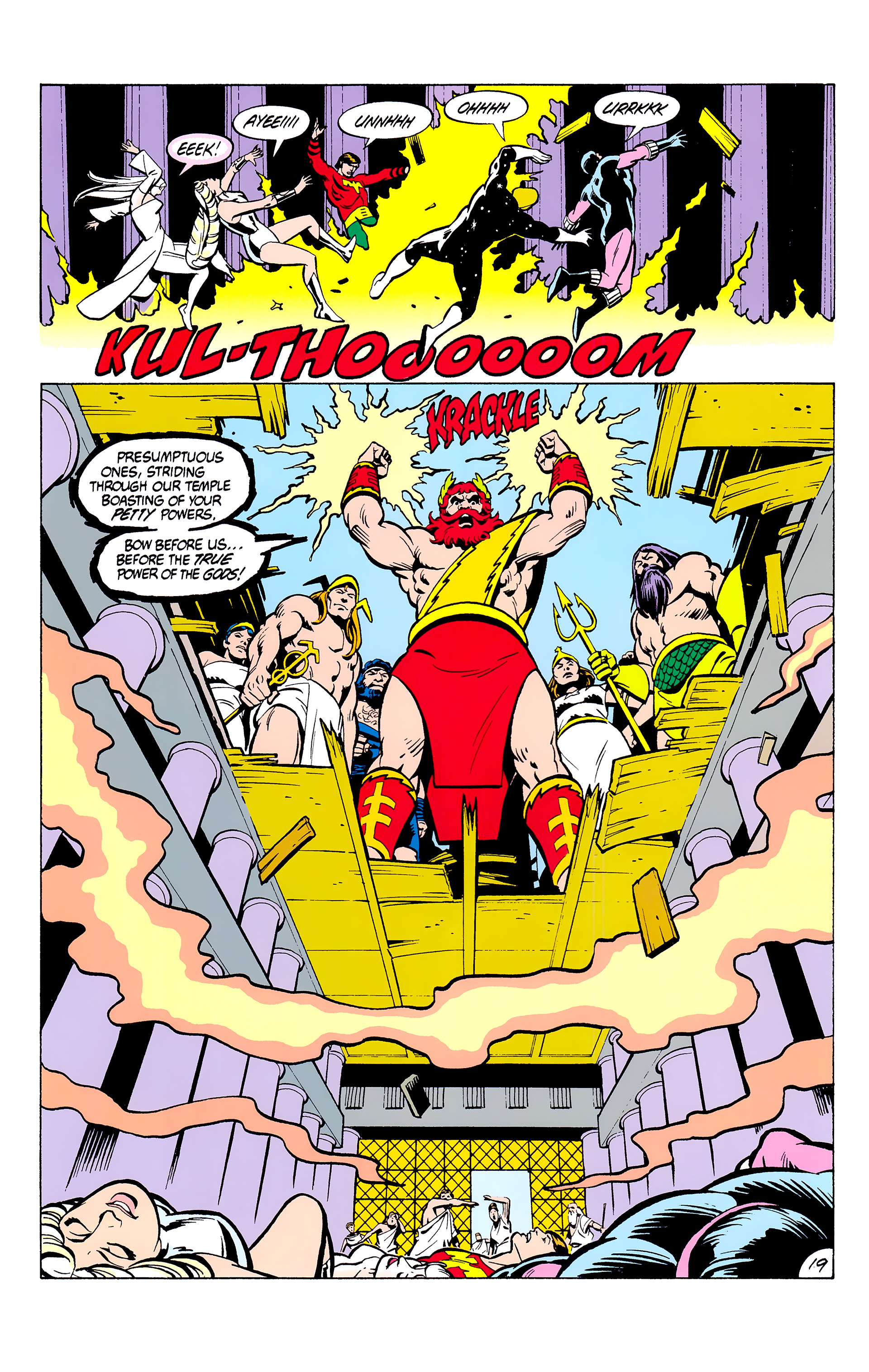 Legion of Super-Heroes (1980) _Annual_2 Page 19