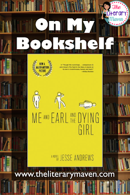 In Me and Earl and the Dying Girl by Jesse Andrews, Greg thinks suffering the trials of being an outcast in high school is bad. Then his mom promises that he will befriend a classmate and former girlfriend who has been diagnosed with leukemia. Somehow Greg is able to infuse both situations with laughter for the other characters as well as the reader. Read on for more of my review and ideas for classroom application