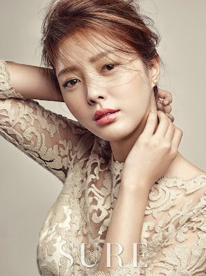 Uhm Hyun Kyung - Sure Magazine February Issue 2016