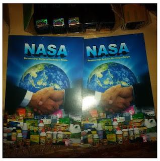 CARA MENDAFTARKAN DIRI MENJADI DISTRIBUTOR NASA