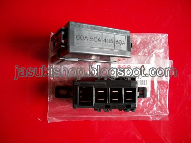 box assy main fuse ves