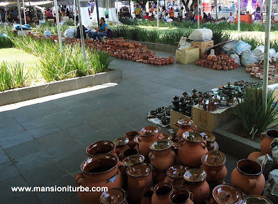 Palm Sunday Artisan Faire in Uruapan, Michoacán