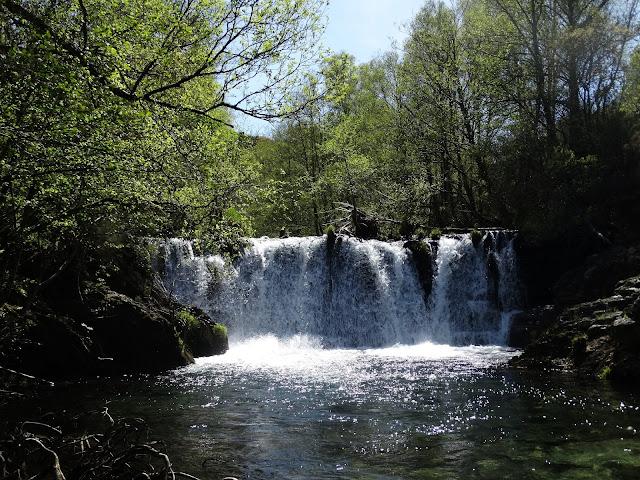 Fervenza de O Pantano en Lalín