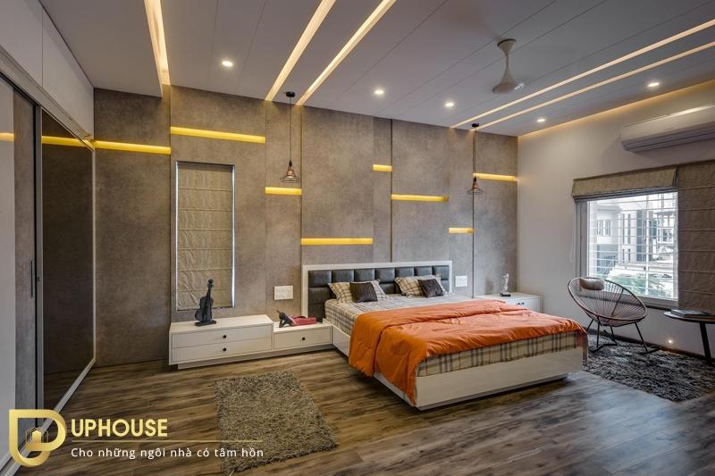 Thiết kế phòng ngủ tân cổ điển 05