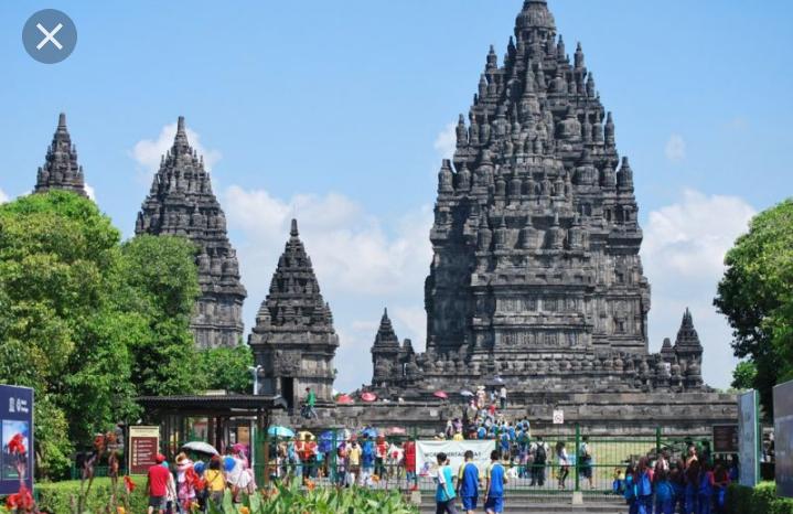 Mengenal Wisata Edukasi Budaya Candi Prambanan