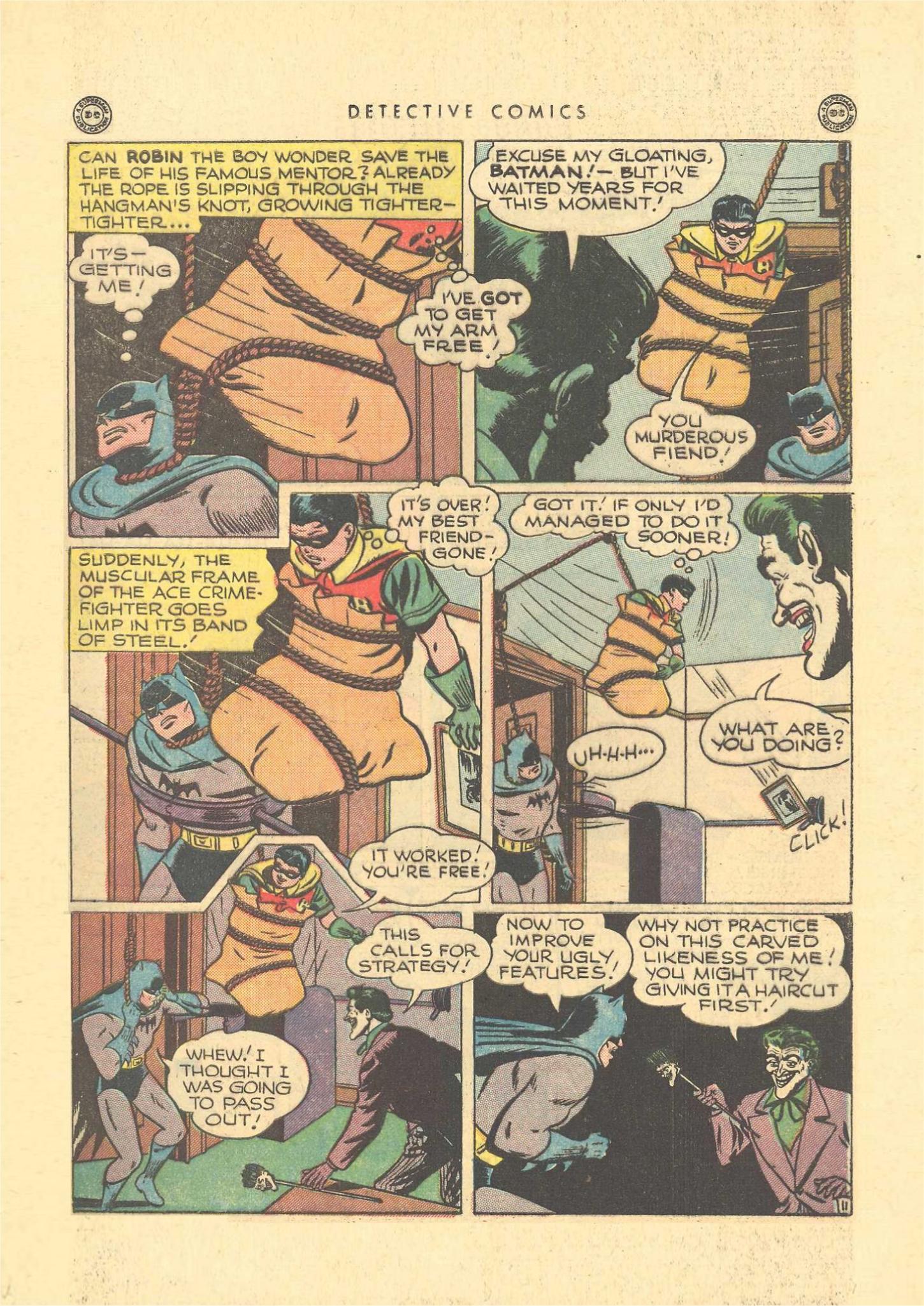 Read online Detective Comics (1937) comic -  Issue #109 - 13