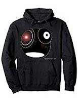 Funny Face Hoodie