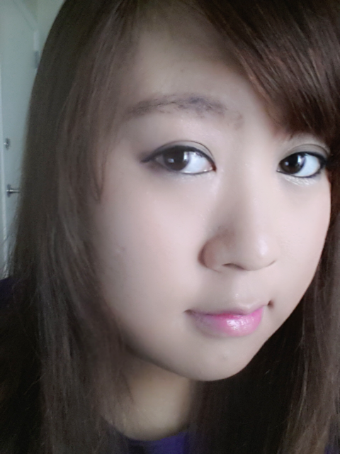 Ulzzang Makeup Tips: GreatObsessions: T-ara Eunjung Ulzzang Makeup