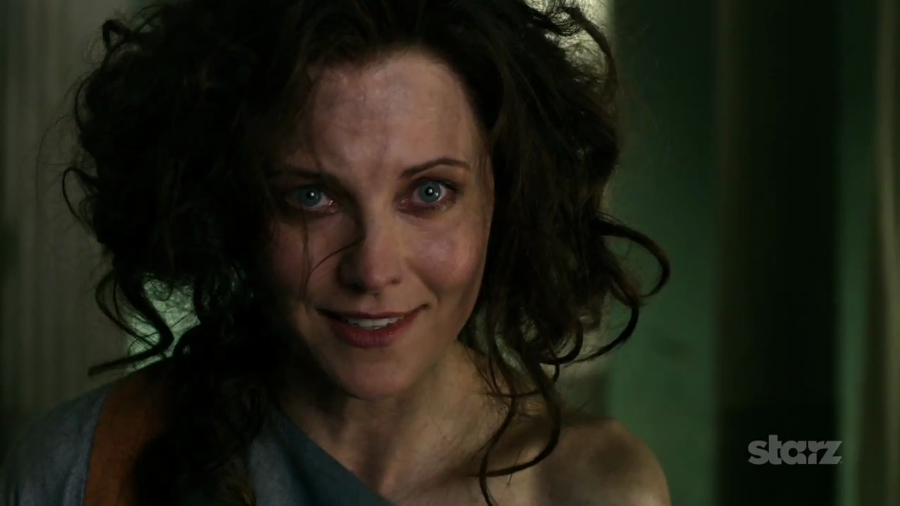 Lucy LawlessLucy Lawless Lucretia Spartacus