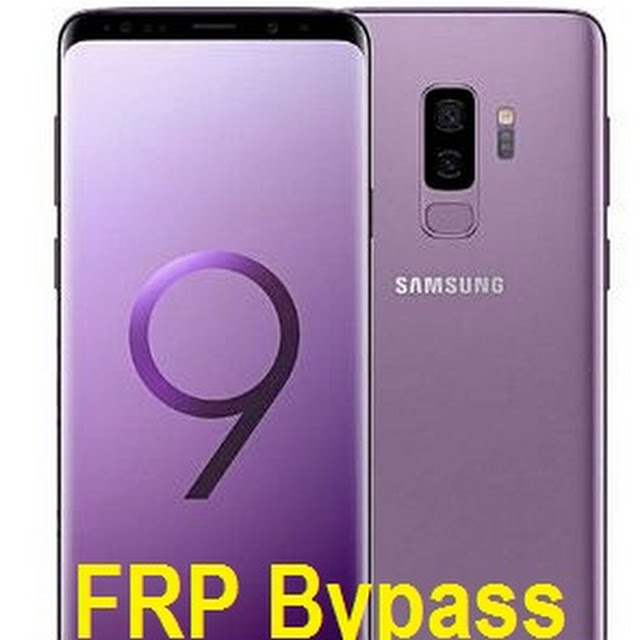 Samsung Galaxy S9 frp bypass and google account reset - zamdtek