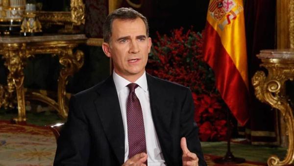 Rey de España inicia nueva ronda de consultas con partidos