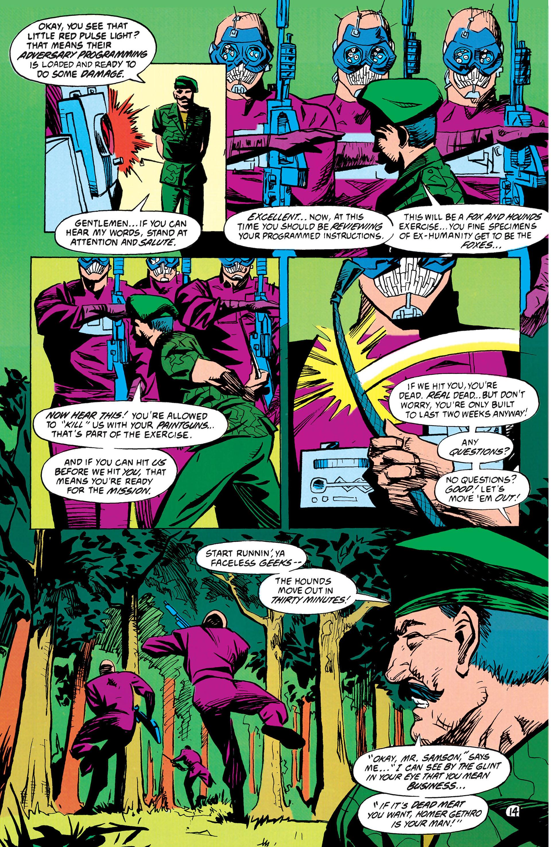 Read online Animal Man (1988) comic -  Issue #42 - 15