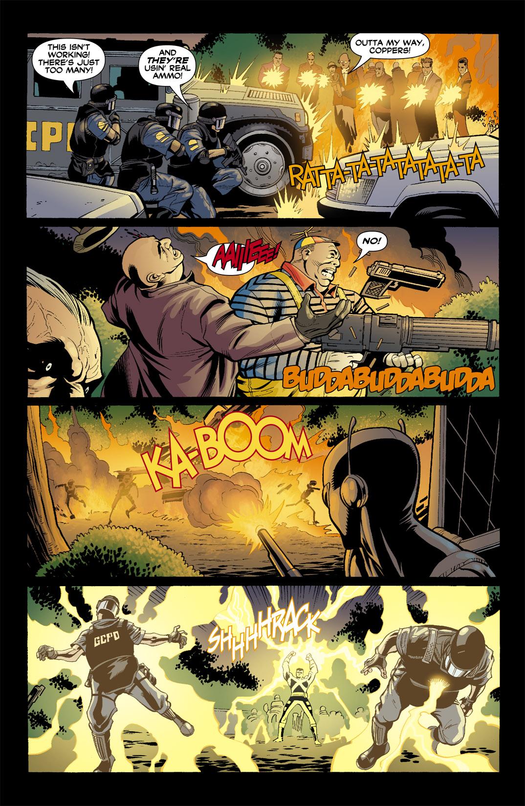 Detective Comics (1937) 799 Page 21
