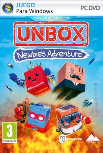 Unbox: Newbie's Adventure PC Full