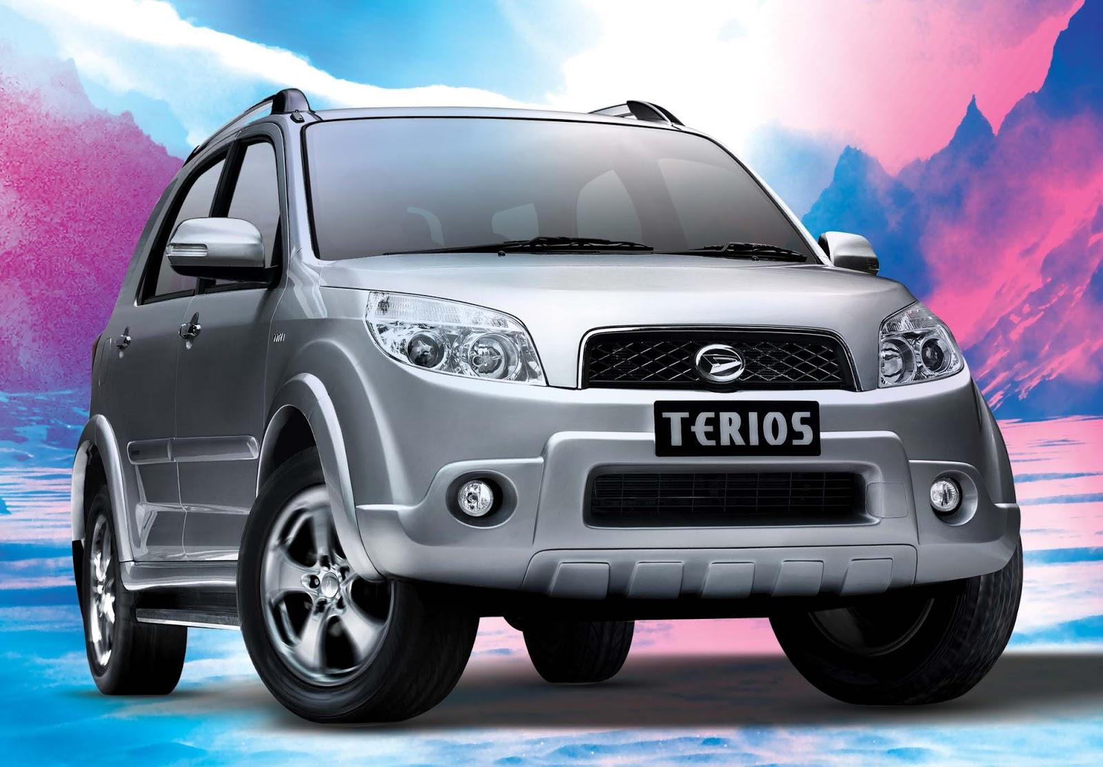 Modifikasi Mobil Terios Info Harga Mobil Dan Motor
