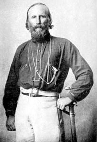 Pemberontakan Giuseppe Garibaldi