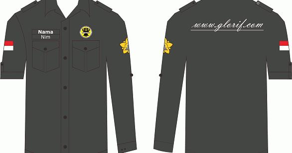 101 Desain Jaket Polos Cdr Gratis