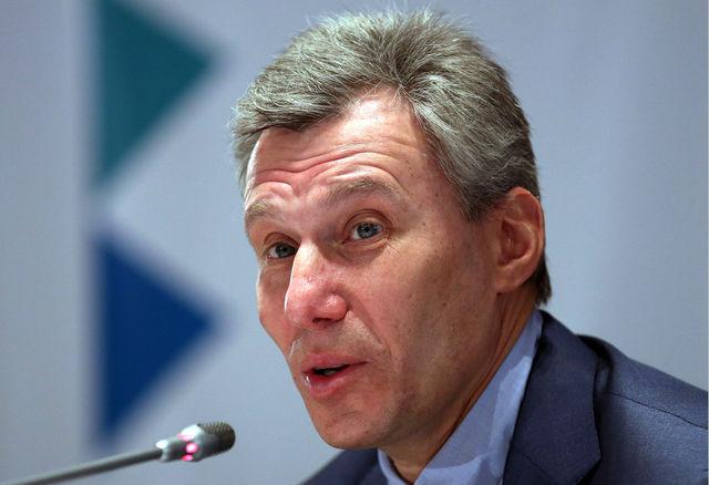 German Khan, Bos Minyak dan Gas Rusia